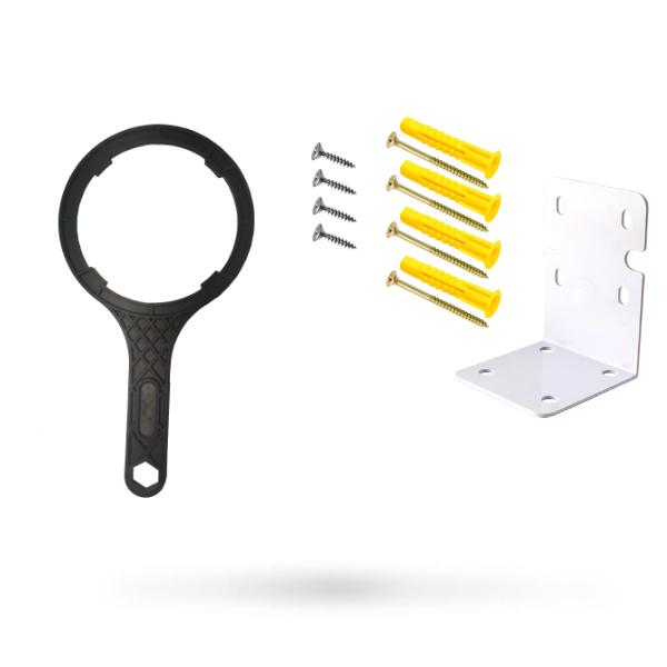 Kit za montiranje calmag uređaja i filtera